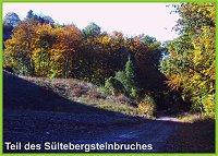 Sültebergsteinbruch
