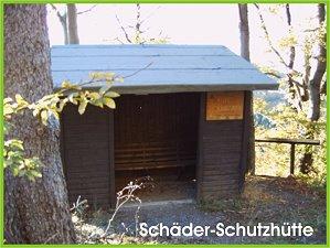 Schäder Schutzhütte